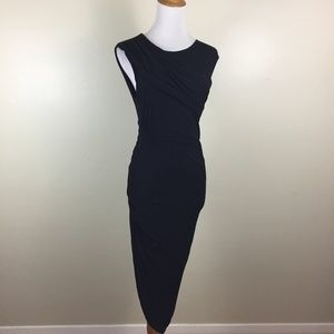 A PEA IN THE POD BAILEY 44 Ruching Maternity Dress